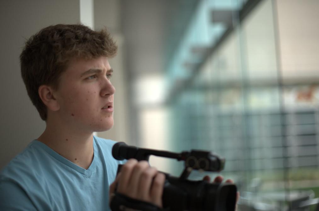 I am a filmmaker.